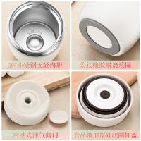 不锈钢保温饭盒单层1层日本儿童学生便当盒焖烧杯汤粥闷烧罐