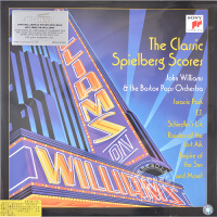 现货 [中图音像]约翰・威廉斯作曲的斯皮尔伯格电影名曲(透明彩胶版) 2LP Williams On Williams