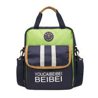 牛津大学小学生手提包补习袋儿童手提袋美术袋画画袋书包 通用