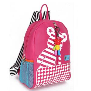 【支持礼品卡】Yinbeler 儿童双肩背包 幼儿园小学儿童背包 卡通书包熊双肩背包
