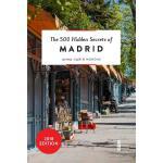 The 500 Hidden Secrets of Madrid,【旅行指南】马德里:500个隐藏的秘密