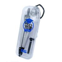 晨光文具 N1316圆规 防护套自动铅笔圆规 自带铅芯 一盒