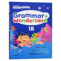 牛津小学英语语法练习册一年级下学期 英文原版 Oxford Grammar Wonderland 1B 少儿英语分级练习