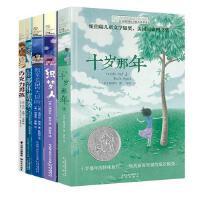 长青藤国际大奖小说书系5册十岁那年你那样勇敢织梦人巧克力男孩