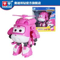 [当当自营]奥迪双钻 AULDEY 超级飞侠 儿童玩具男孩益智变形机器人-小爱 710240