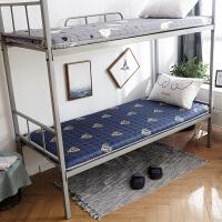学生宿舍单人床垫0.9米软垫冬季加厚保暖夹棉垫被1.5m/1.8米家用双人床褥子榻榻米垫子