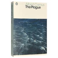 正版现货 鼠疫 加缪 英文原版书 The Plague 诺贝尔文学奖 Albert Camus 英文版进口英语文学书籍