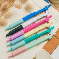 Narita成田185S 按动中性笔 水笔0.5mm 学生考试必备笔 无印风格