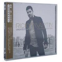 【正版现货】ricky martin 瑞奇马丁 超级精选 CD 2013精选