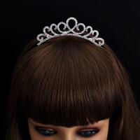 头箍发卡发前夹新娘发饰头饰皇冠刘海韩国儿童公主发箍