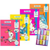 Essential Workbooks Pack Key Stage 2 核心技能练习册4册套组 儿童小学综合英语教辅