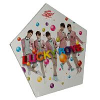 至上励合:2011EP专辑《LUCKY BOYS》CD 歌词本
