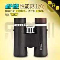 新品上市 博冠乐观II 8x42/10x42高清稳定便携双筒望远镜 微光夜视具有微距功能