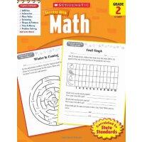 Scholastic Success with Math, Grade 2 学乐成功系列:二年级数学【英文原版】