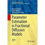 【预订】Parameter Estimation in Fractional Diffusion Models 978
