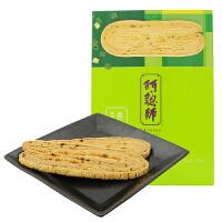 阿聪师 台湾大甲特产手工香葱饼干(植物五辛素)180g 台湾进口手工香葱奶油香浓酥脆休闲零食点心