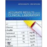 【预订】Accurate Results in the Clinical Laboratory 97801281377