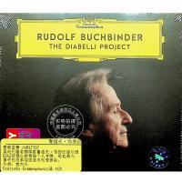现货 [中图音像][进口CD]鲁道夫・布赫班德演奏的贝多芬迪亚贝利变奏曲等 Rudolf Buchbinder The