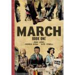 【预订】March: Book One (Oversized Edition)