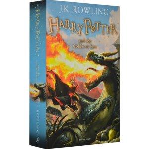 #哈利波特与火焰杯 英文原版 4 Harry Potter and the Goblet of Fire 第四部 J. K. Rowling
