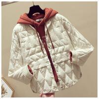 №【2019新款】冬天年轻人穿的小女韩版女士修身棒球短款轻薄羽绒小款外套