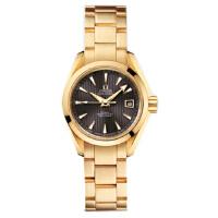 欧米茄Omega-海马系列 231.50.30.20.06.002 机械女士手表