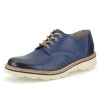 Clarks/其乐男鞋2017秋冬新款时尚休闲系带皮鞋Frelan Walk专柜正品直邮
