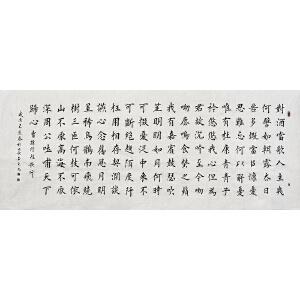 当代实力书法家 黄克忠《短歌行》SF1267