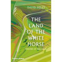 正版 The Land of the White Horse: Visions of England 白马之地:英格兰的
