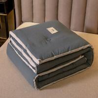 加厚保暖冬被薄被子单人宿舍春秋四通用被芯空调棉被 200*230cm 10斤 特厚冬被