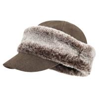 秋冬帽子女八角帽毛呢贝雷帽南瓜帽保暖时装帽