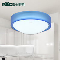 nvc雷士 led阳台圆形吸顶灯具 现代简约房间玄关过道走廊餐厅灯LED简约吸顶灯
