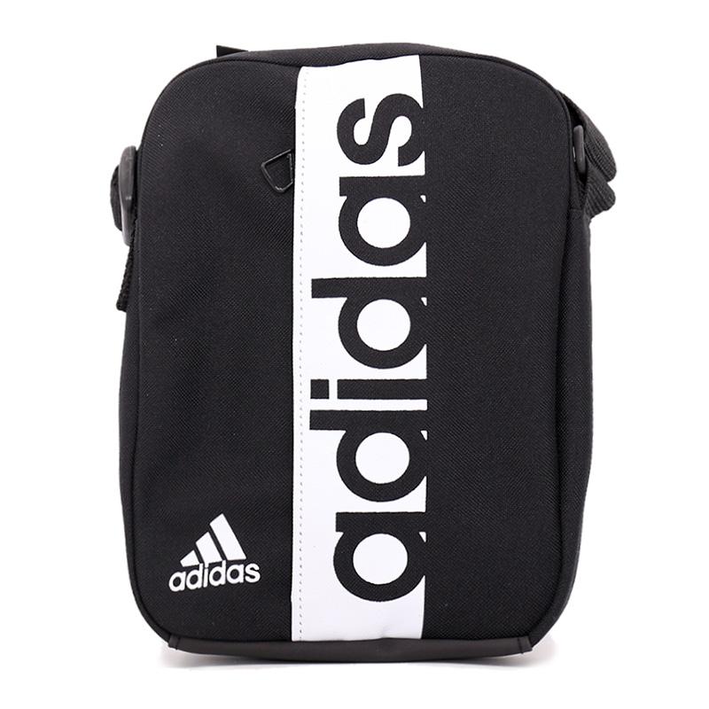 Adidas阿迪达斯 男子女子训练运动休闲单肩包斜挎包  S99975  现男子女子训练运动休闲单肩包斜挎包