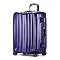2018新款全配色拉杆箱铝框款行李箱20寸24寸旅行箱子