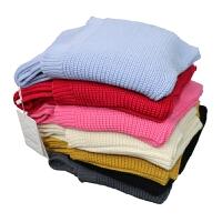 时尚围巾连帽-红色 黄色 粉色 米色 深灰色 蓝色 黑色 (1条入)