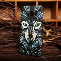 三星S8手机壳S8+保护套创意个性动物卡通磨砂动物plus潮牌硬壳