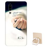夏普AQUOS S2手机壳FS8008保护套FS8010 FS8016手机套软来图定制