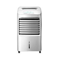 美的(Midea) 冷暖两用空调扇冷风扇家用制冷机取暖器冷暖风机电暖气器遥控小空调省电 白色