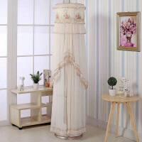 空调罩套柜机圆形圆柱格力客厅美的海尔柜式奥克斯立式空调防尘罩kb6