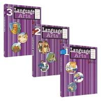 Harcourt Family Learning - Language Arts Grade 1-3哈考特家庭辅导英语语