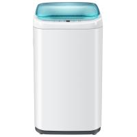 Haier/海尔 2公斤迷你全自动波轮洗衣机 速洗 桶自洁 消毒洗XQBM20-3688