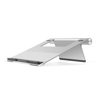 笔记本支架铝合金折叠式手提电脑架桌面增高架ipad支架散热器