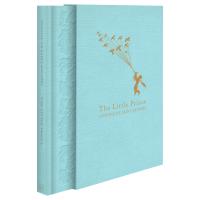 小王子 蓝色布封精装版 The Little Prince Macmillan Collector's Library