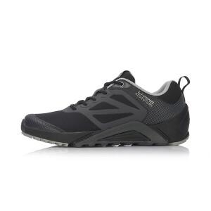 李宁跑步鞋男鞋透气耐磨防滑男士户外越野运动鞋AHRM021-2
