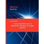 【预订】Exam Prep for Consumer Behavior by Blackwell, Miniard,