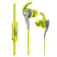 Monster魔声 iSport Compete  入耳式运动耳机 防汗线控 新品发售 - 绿色
