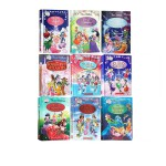 (300减100)女老鼠记者 Thea Stilton 全彩精装特别版 6册 漫画小说 中小学推荐课外读物英文原版
