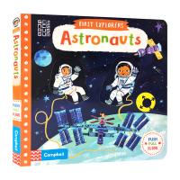 小小探索家系列 宇航员 First Explorers Astronauts 英文原版绘本 STEM太空科普 儿童英语启
