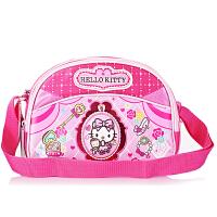 Hello Kitty 凯蒂猫 儿童斜挎包女孩可爱单肩包661290