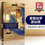 华研原版 爱丽丝梦游仙境 英文原版 Alice's Adventures in Wonderland 爱丽丝漫游奇境记